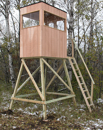Venture Inc 187 Deer Stands